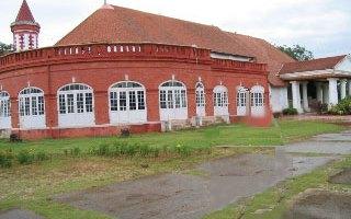 Kerala Fort   Kanakakkunnu palace