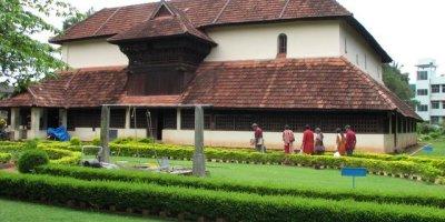 Kerala Fort   Koikkal palace