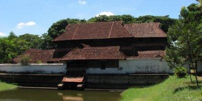 Kerala Fort   Krishnapuram Palace