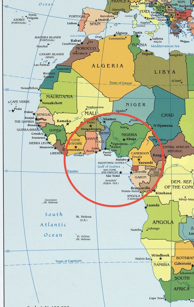 Security Company Assesses Pirate Risks In Gulf Of Guinea