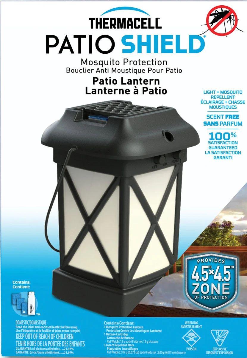patio shield mosquito repellent lantern