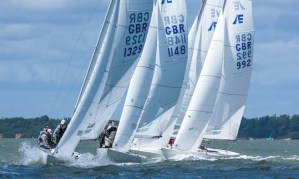 2016 Etchells World Championship Results & Report