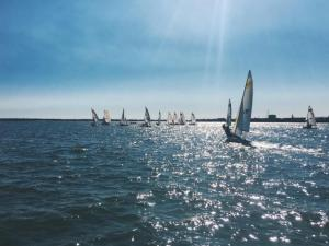 College Sailing kicks off its Spring Season!