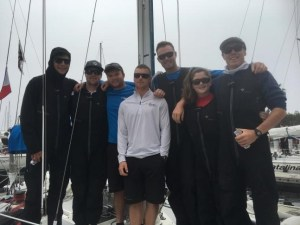 Cal Maritime Victorious in Port of Los Angeles Harbor Cup