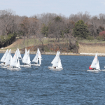 ICSA News: Boston College Shows Up to Win the St. Mary's Team Race.