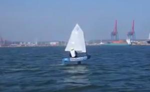 News From Selden: A Foiling Opti? Yes!