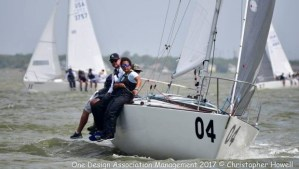 2017 J/24 North American Championship Results & Report