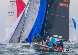 2017 Block Island Race Week Results & Report