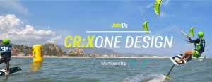 Kiteboard One-Design: The CR:X