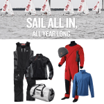 GILL Sponsor News: SAIL ALL IN, ALL YEAR LONG