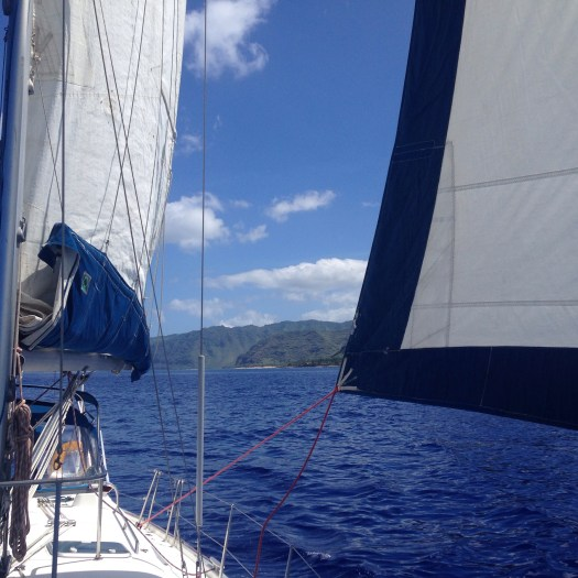 Honolulu Sailing Lessons and Instruction