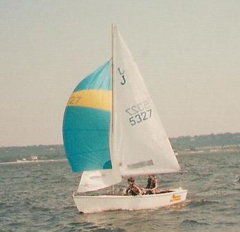 Sail Blue Jay Photos