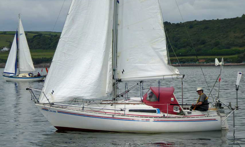 Popular Cruiser Yachts Under 30 Feet 91m Long Overall
