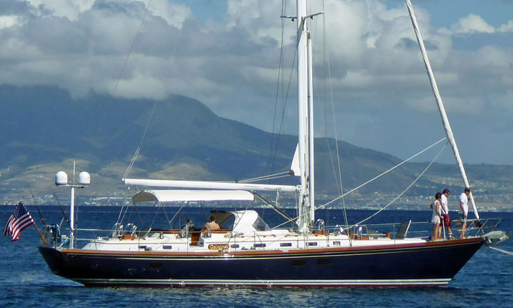 Popular Cruising Yachts From 50 To 55 Feet 152m To 168m Length Overall