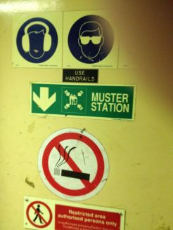 Muster Station