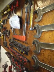 Some wrenches