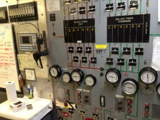 Electrical Command Center