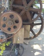Very efficient Mechanical Advantaged gear system
