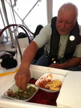 Salsa and Guacamole Dip