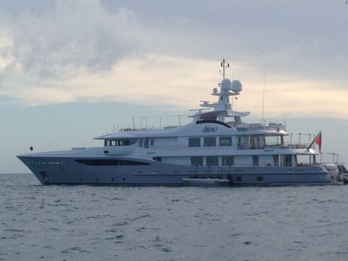 4YOU, 240 ft Mega Yacht