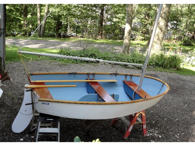 2003 Dyer Dhow Sailboat For Sale In New York