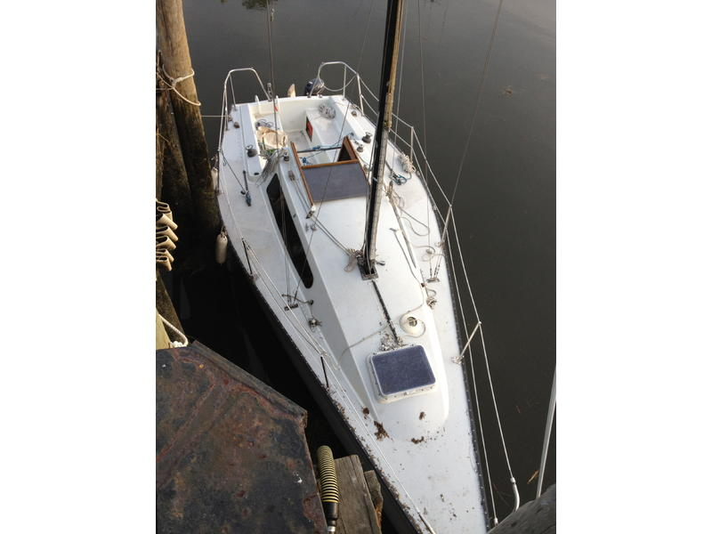 1980 Formula Yachts Evelyn 26 Sailboat For Sale In Massachusetts