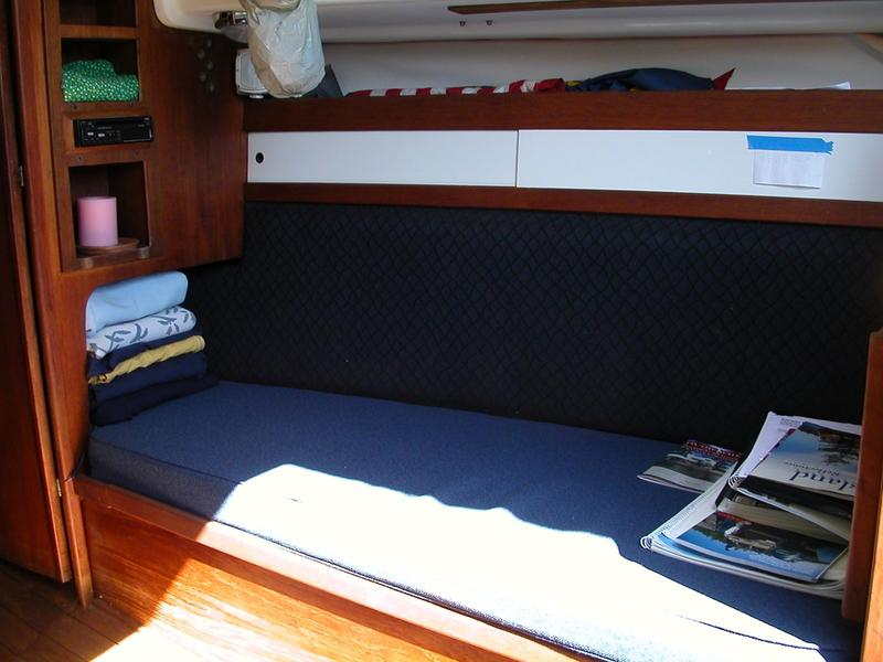 1976 Sabre 28 Foot Sailboat For Sale In New York