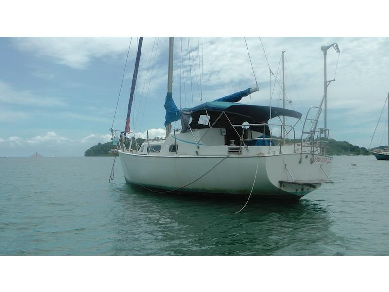 Bombay Clipper Sailboat For Sale In Outside United States