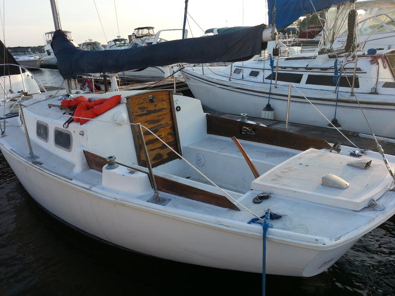 1967 Bristol Yacht CO 1967 Corsair Sailboat For Sale In