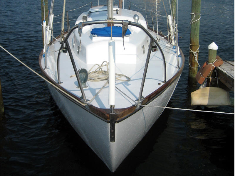 1965 Pearson Vanguard Sailboat For Sale In Florida