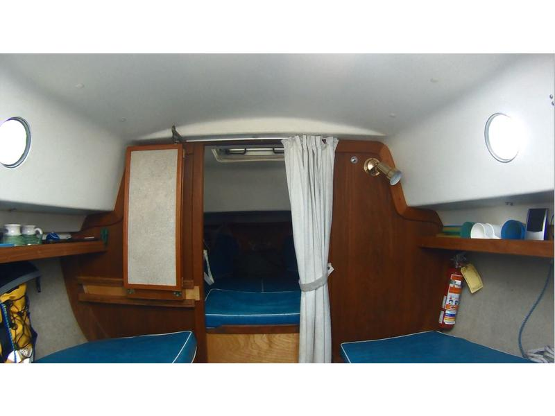 1987 Cape Dory Typhoon Senior Sailboat For Sale In
