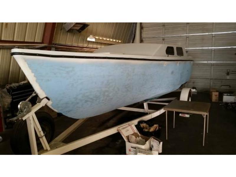 1974 Laguna Sailboat For Sale In California
