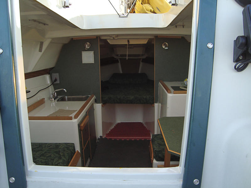1981 Sonic 23 Sailboat For Sale In Outside United States