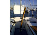 1983 Capital Yachts Newport 27 Sailboat For Sale In