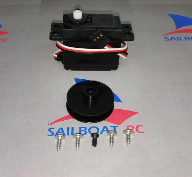 Sail winch Servo DF65