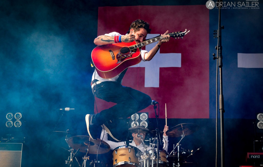 Frank Turner@ Rock Am See 2015