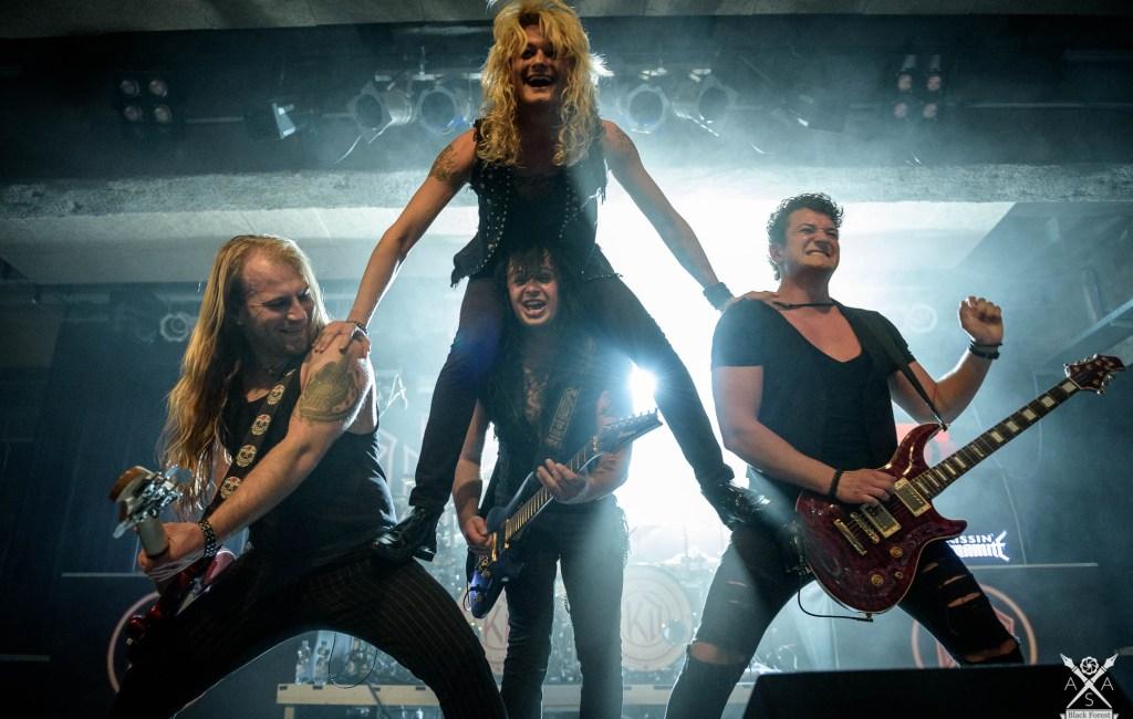 Kissin Dynamite – Substage Karlsruhe