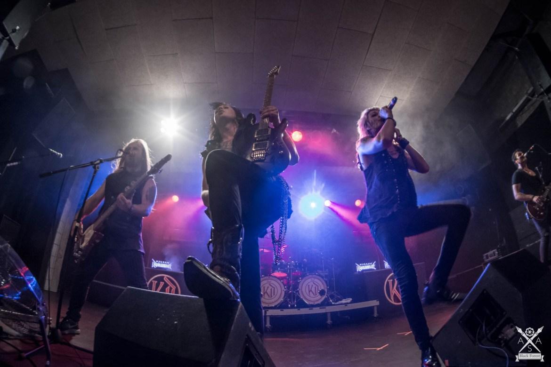 Kissin Dynamite - Substage Karlsruhe