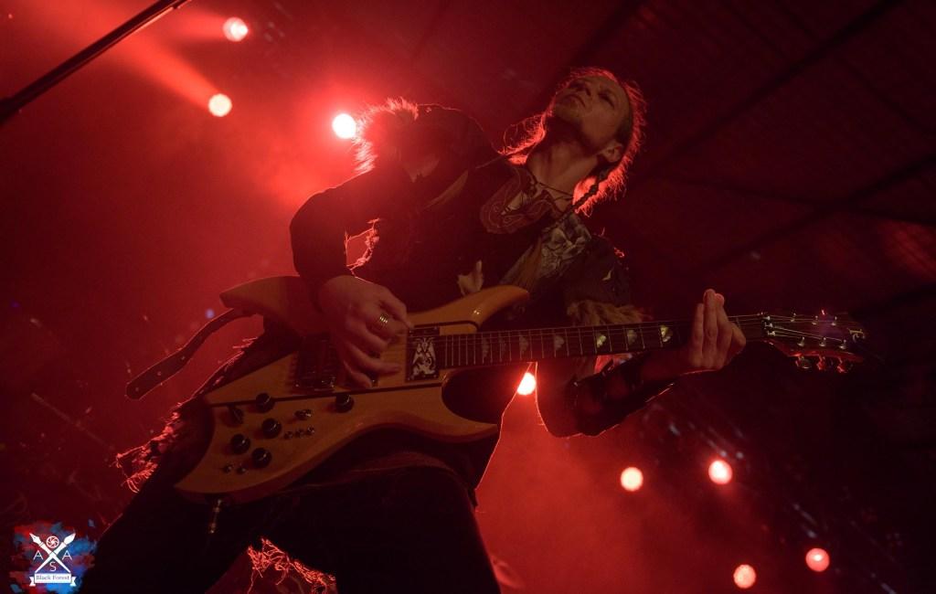 Black Messiah – LKA Stuttgart 2018