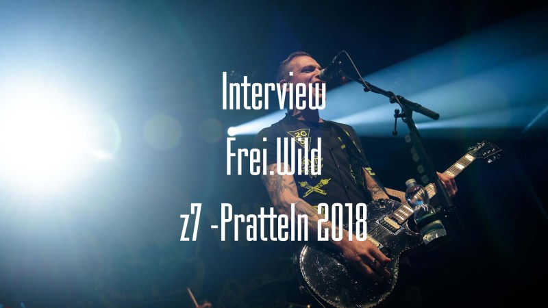 freiwild interview