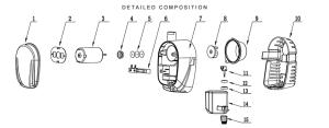 Sailflo 1100GPH Automatic Bilge Pump | SAILFLO PUMP
