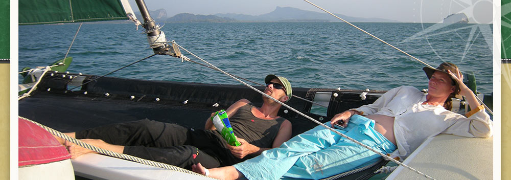 Yacht Charter In Thailand With Siam Sailing