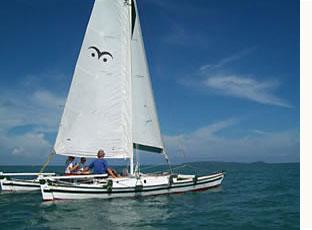 Bareboat Yacht Charter In Thailand On Catamaran Hitia 24
