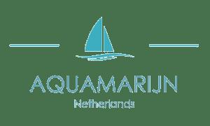 Logo Sailing Aquamarijn