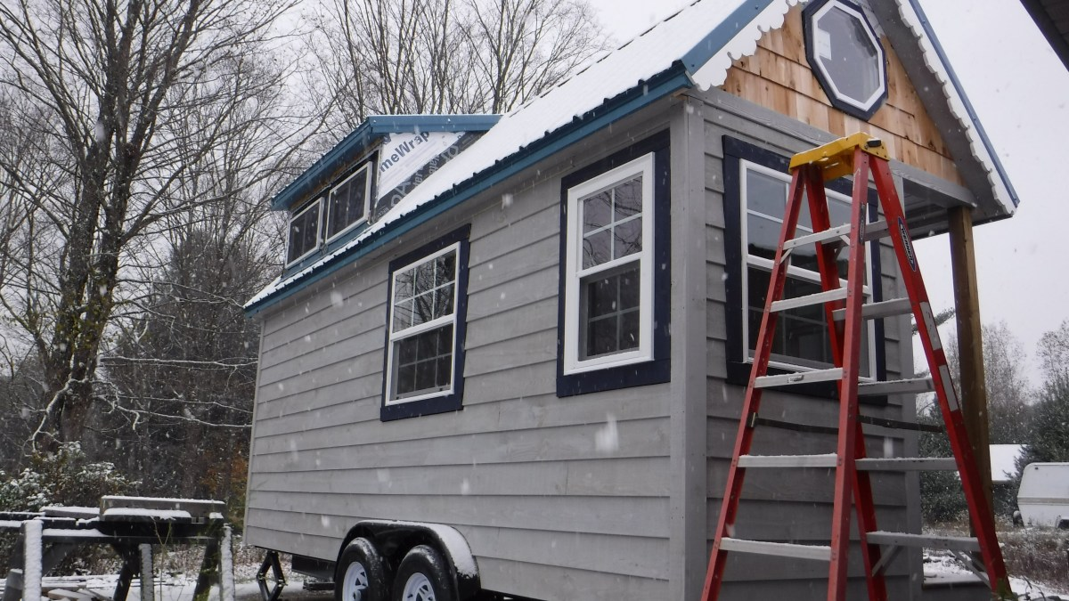 Tiny House Travels: Rough Draft (Episode 3)
