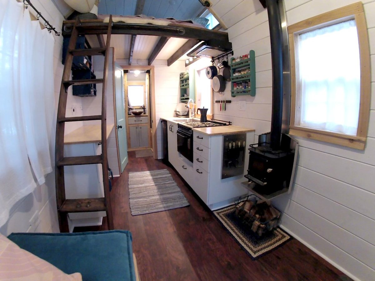 The Tiny House is Done!