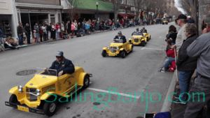 2018 Sudan Shriner Parade in New Bern, NC