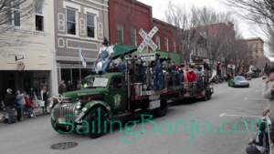 2018 Sudan Shriner's Parade in New Bern, NC Hobos