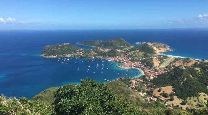 De la Martinique aux Saintes