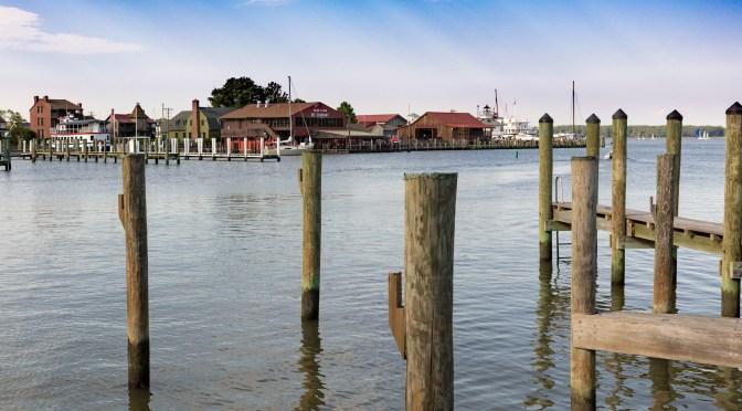 St Michael's, le Golfe du Morbihan américain